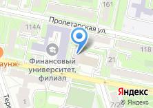 Компания «1 отряд ФПС по Калужской области» на карте