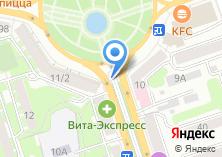 Компания «Опорный пункт полиции» на карте