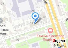 Компания «Служба дезинсекции Киллер - Калуга» на карте