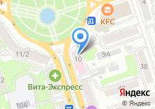 Компания «Фотоателье» на карте