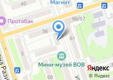 Компания «Автозапчасти на иномарки» на карте