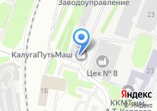 Компания «Adressok.ru» на карте