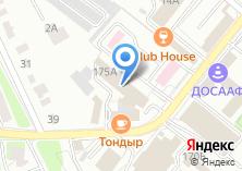 Компания «Tonirovka40» на карте