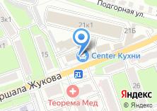 Компания «МеН» на карте