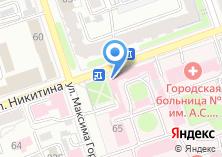 Компания «Станция скорой медицинской помощи ГБУ» на карте