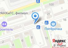 Компания «Жилищное Специализированное Ремонтно-строительное Управление г. Калуги» на карте