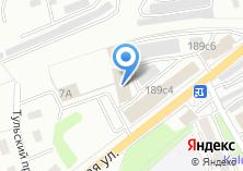 Компания «КЗКО» на карте