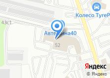 Компания «Престиж-К» на карте