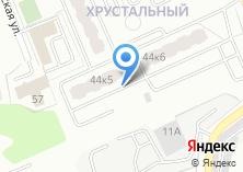 Компания «Управляющая организация Заводская» на карте
