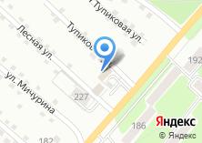Компания «Автосервис на Тарутинской» на карте