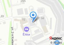 Компания «Техно-союз» на карте