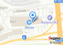 Компания «Техноиндустрия» на карте