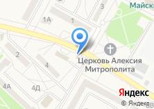 Компания «Тополёк» на карте