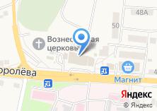 Компания «Мобильные фишки» на карте