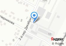 Компания «Белгородэнергоремонт» на карте