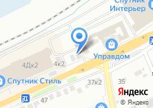 Компания «Сибирский Лес» на карте