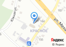 Компания «Храм преподобного Сергия Радонежского» на карте