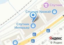 Компания «Мебель Вашего дома» на карте
