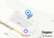 Компания «ААА-сервис» на карте