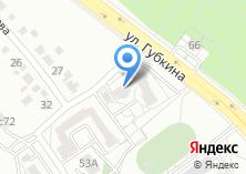 Компания «Пенное» на карте