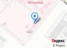 Компания «Белгородская областная клиническая психоневрологическая больница» на карте