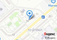 Компания «СЛУЖБА ЭВАКУАЦИИ» на карте