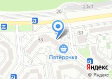 Компания «Кухни Беларуси» на карте