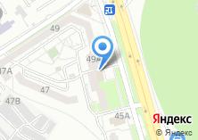 Компания «Сервис Дом» на карте
