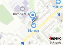 Компания «Maxalex» на карте