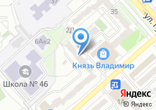 Компания «Надо зайти» на карте