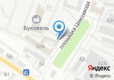 Компания «ТОН сервис» на карте