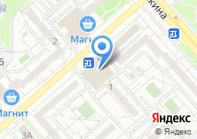 Компания «Экспресс Суши» на карте