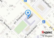 Компания «Областной дворец детского творчества» на карте