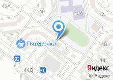 Компания «Русич-ТВН» на карте