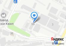 Компания «Valen» на карте