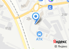 Компания «КровДизайн» на карте