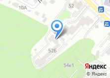 Компания «Инастрой» на карте