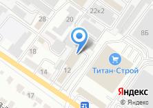 Компания «ПроектИнтерСервис» на карте