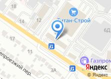 Компания «Центр Двери» на карте