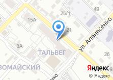 Компания «Строящийся жилой дом по ул. Лермонтова» на карте