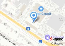 Компания «Дом Дверей» на карте