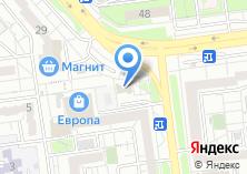 Компания «Строящееся административное здание по ул. Будённого» на карте