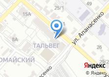 Компания «Букет в Дар» на карте