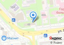 Компания «Центр гигиены и эпидемиологии в Белгородской области» на карте