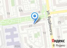 Компания «Салон печати» на карте