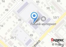 Компания «Белгородский техникум промышленности и сферы услуг» на карте