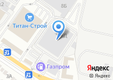 Компания «РН-Карт-Белгород» на карте
