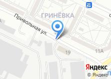 Компания «Родник Белогорья» на карте