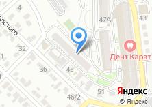 Компания «Строящийся жилой дом по ул. Толстого» на карте