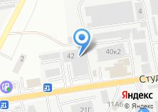 Компания «УАЗ-Центр» на карте